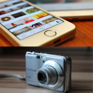 写真整理カメラ