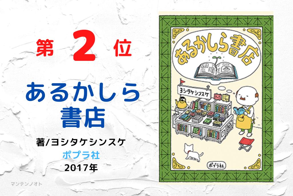 02こどもの本総選挙あるかしら書店ヨシタケシンスケ